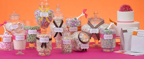 Buffet Containers Icandynyc A Sweet Addition To Your Celebration